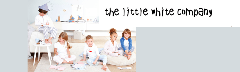The Little White Company children & baby clothing