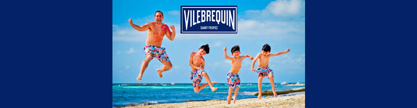 Vilebrequin beach wear for kids
