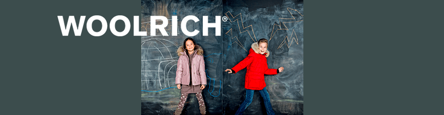 Woolrich children clothing