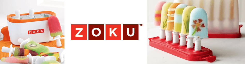 ZOKU accessories for making ice cream