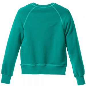 DSQUARED2 Boys Green Paint Distressed Sweater 2