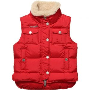 DSQUARED2 Down Sleeveless Puffer Jacket