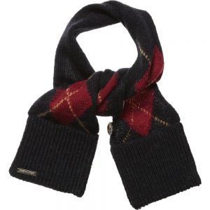 DSQUARED2 Knitted Waistcost Scarf
