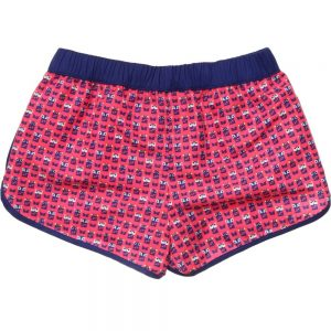 FENDI Girls Pink 'FF Monster' Shorts 2