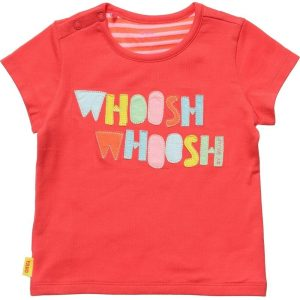 OILILY Pink 'Ti' Whoosh Whoosh T-Shirt