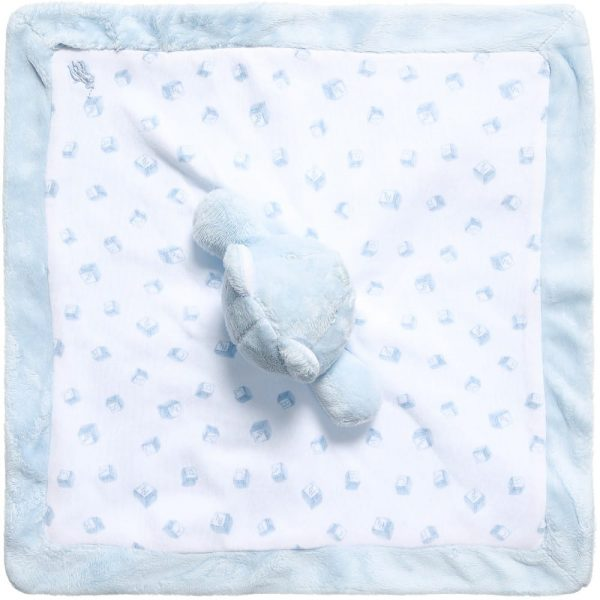 Ralph Lauren Baby Boys Pale Blue Bear Comforter (30cm)1