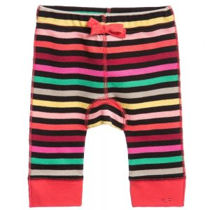 Sonia Rykiel Paris Baby Girls Signature Stripe Cotton Trousers