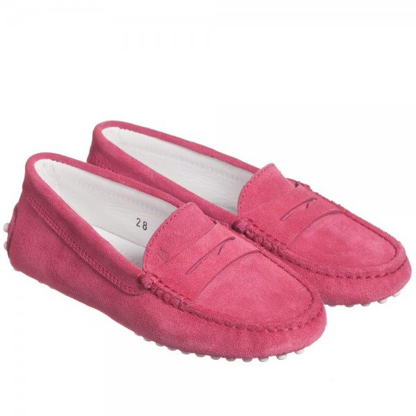 tods-fuchsia-pink-suede-gommino-moccasins-1
