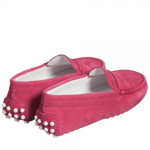 tods-fuchsia-pink-suede-gommino-moccasins-3