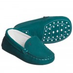 tods-green-suede-leather-gommini-baby-moccasins-1