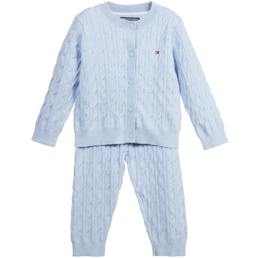 tommy-hilfiger-baby-boys-blue-knit-cardigan-trouser-set-1
