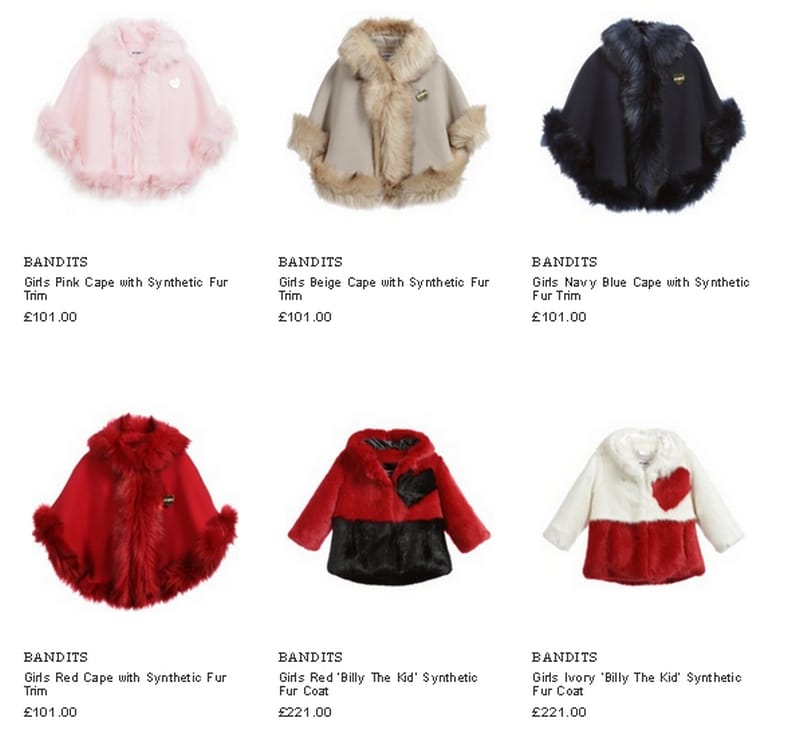 Bandits Girls Clothes2