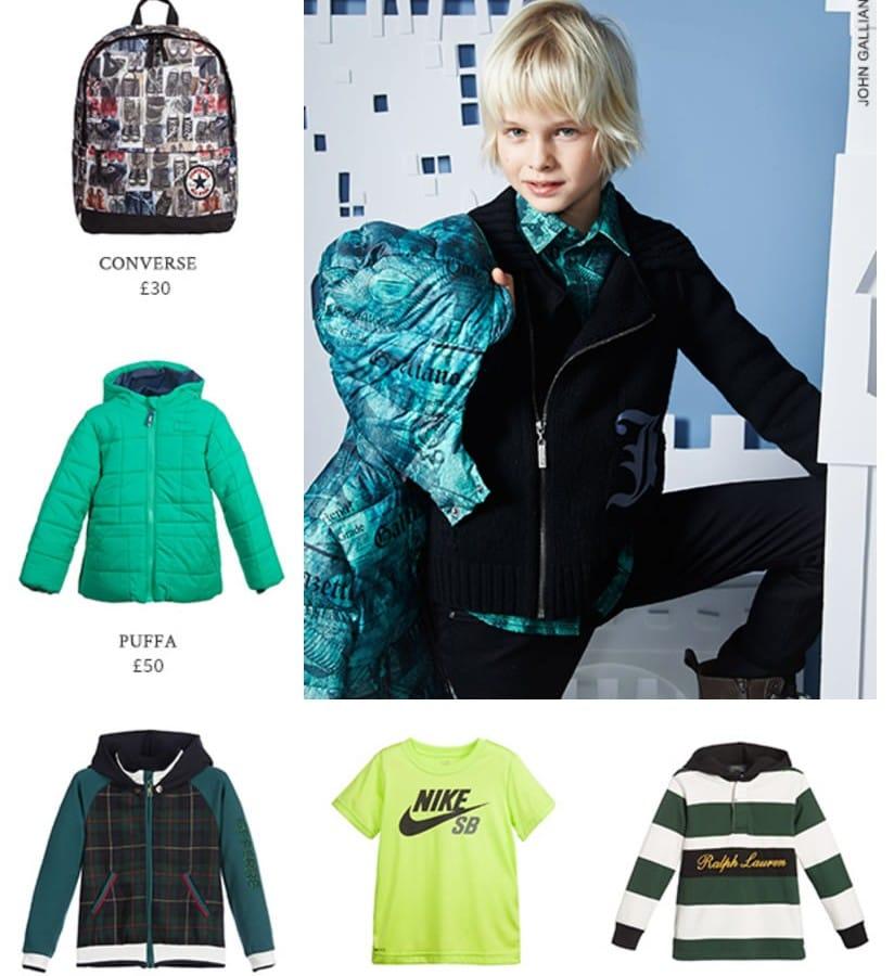 BOYS DESIGNERS CLOTHES – NEW ARRIVALS