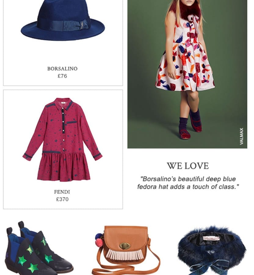 Girls Designers Outfit