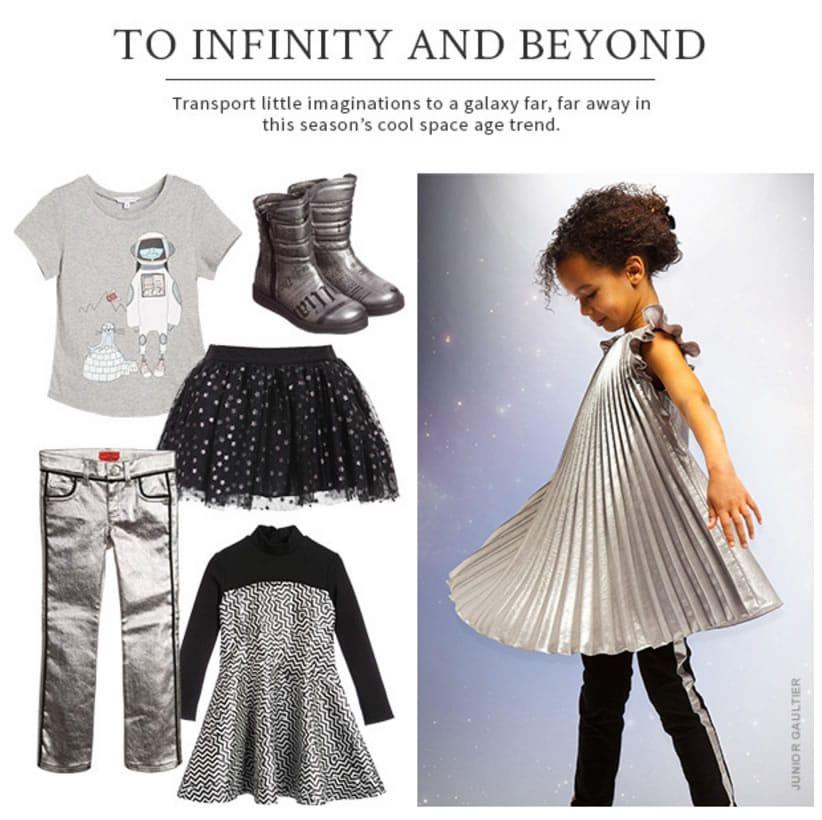 Space Look Kids Designers Wear