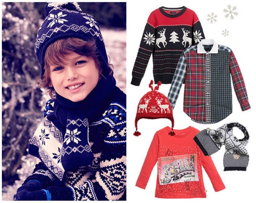 seasonal style kidswear