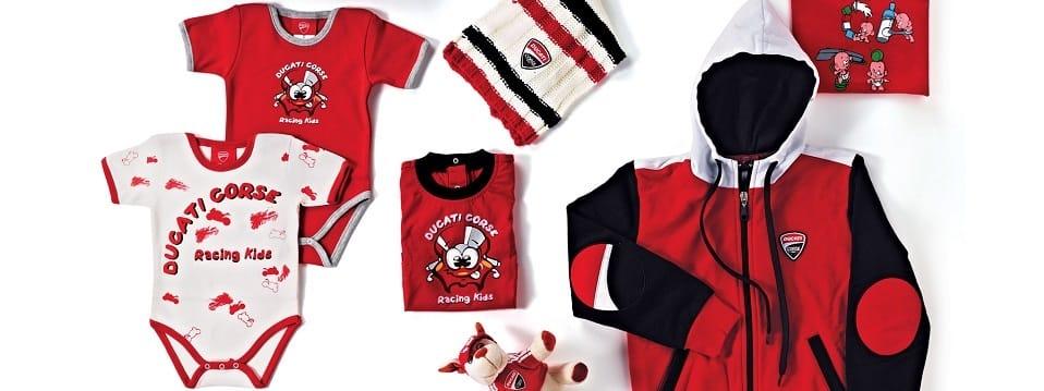 Ducati Kidswear