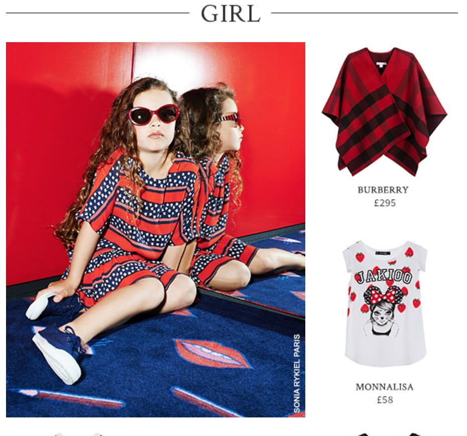 Girls Collection New Arrivals
