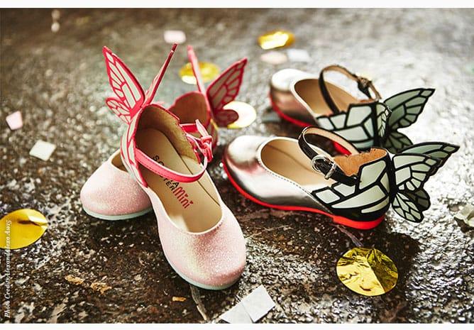 Sophia Webster Mini Shoes