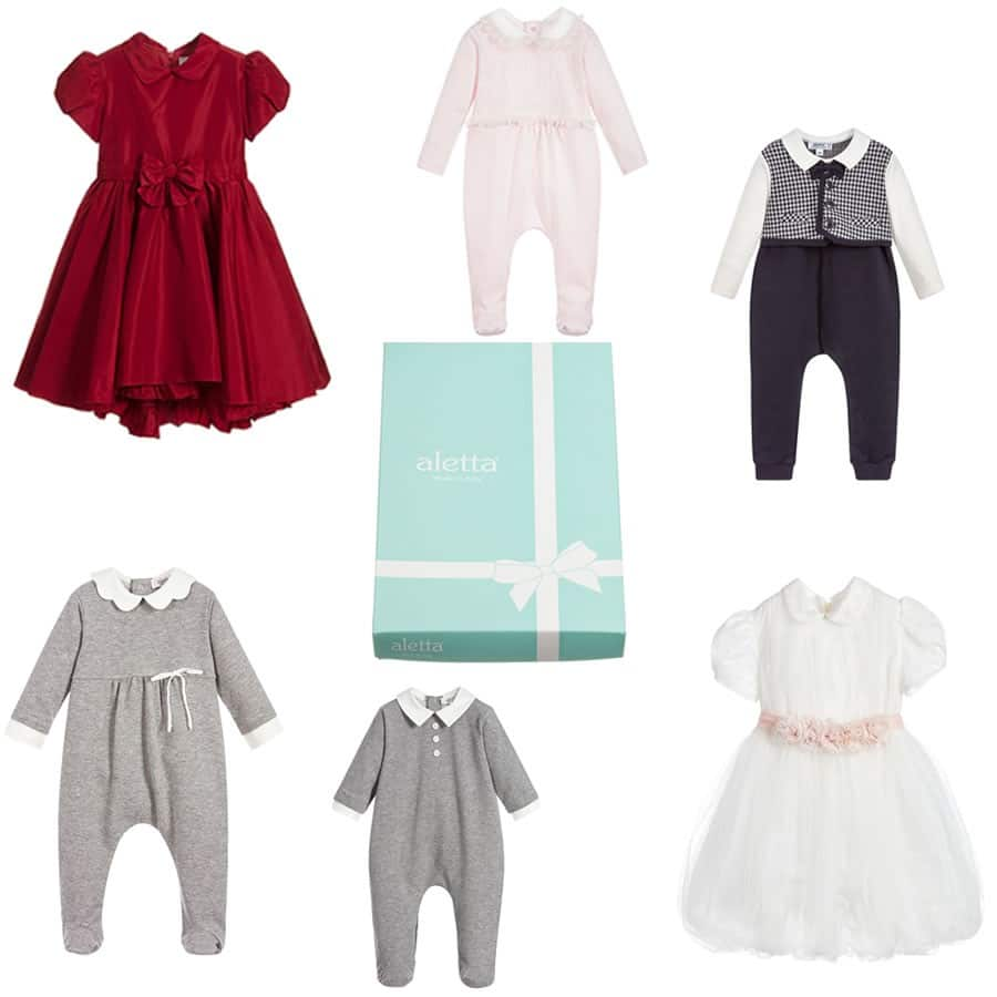 Aletta kids and baby clothes