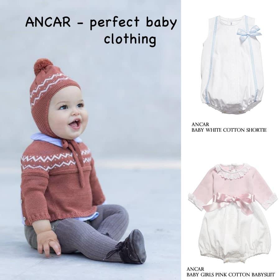 Ancar baby clothes