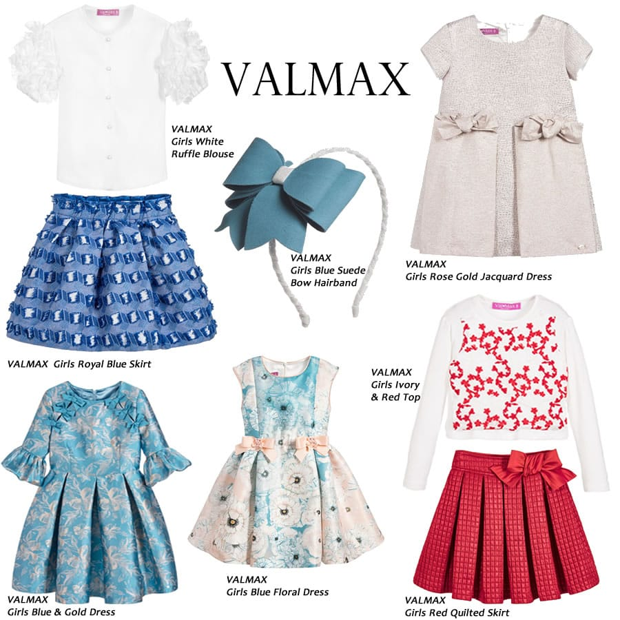 ValMax dresses and other girls clothes